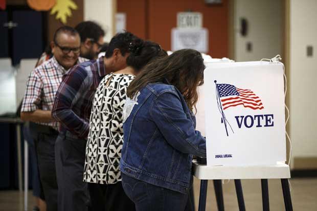 Trump gana casi el doble de estados que Hillary