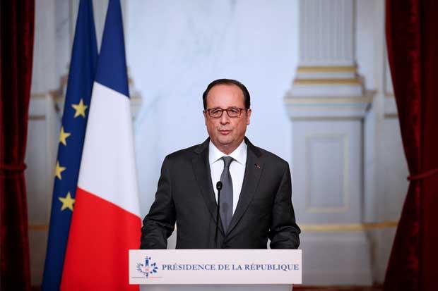"""Hollande: el triunfo de Trump """"abre un período de incertidumbre"""""""