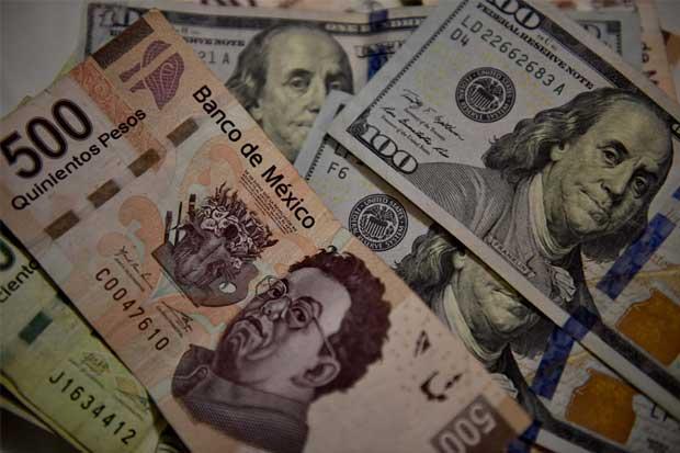 Peso mexicano se desploma 7,64% luego de triunfo de Trump