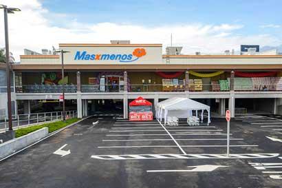 Masxmenos ofrecerá 74 puestos para nuevo local en San Isidro de Heredia