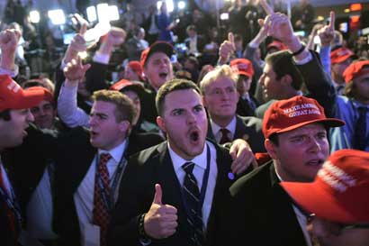 Líderes de América Latina felicitan con cautela a Donald Trump