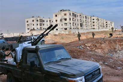 Oposición siria pide apoyo a Trump para poner fin a la guerra