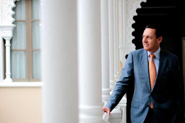 Antonio Álvarez confirmó postulación para la Presidencia