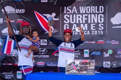 Mañana inician Centroamérica Surfing Games en Jacó