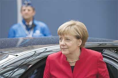 Políticos alemanes preocupados por elección de Trump