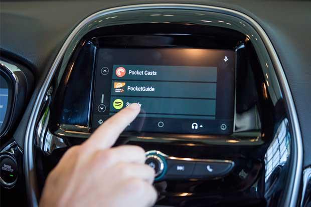 Android Auto llega al país en sus dos versiones