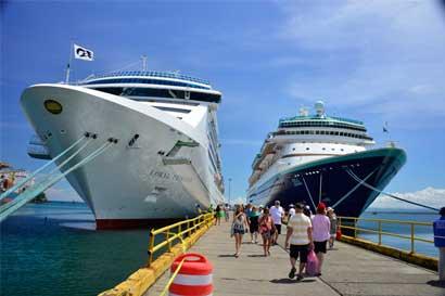 Remodelan terminal portuaria Hernán Garrón, en Limón