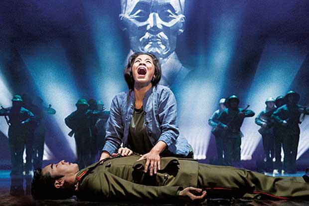 """Musical """"Miss Saigón"""" llega a las salas de cine"""