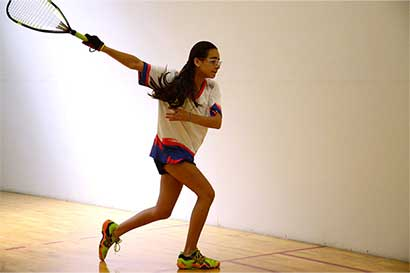 Sele pondrá a todos contra la pared en Mundial de Racquetball