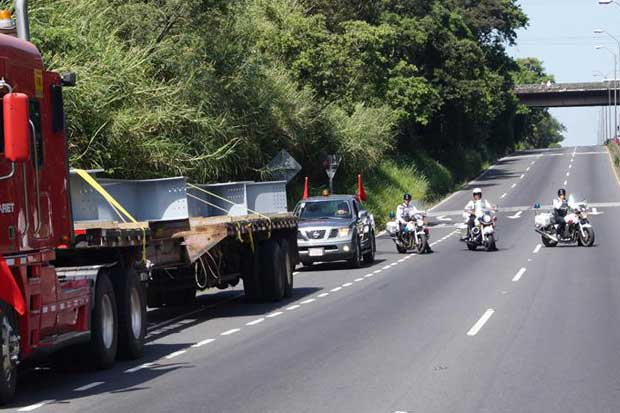 Autopista General Cañas tendrá cierre diurno y nocturno el próximo miércoles