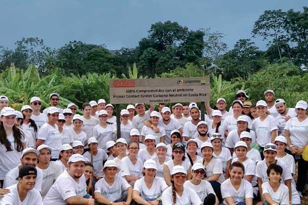 SYKES COSTA RICA fortalece su compromiso con el desarrollo sostenible