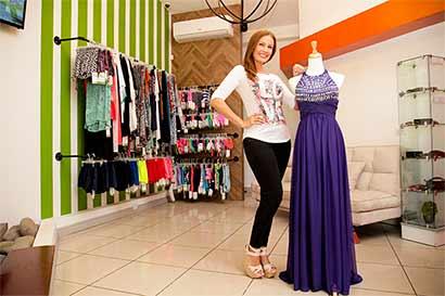 Marisol Soto renueva su tienda