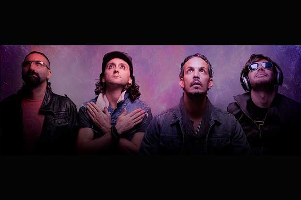 Grupo Gandhi será telonero de Guns N' Roses