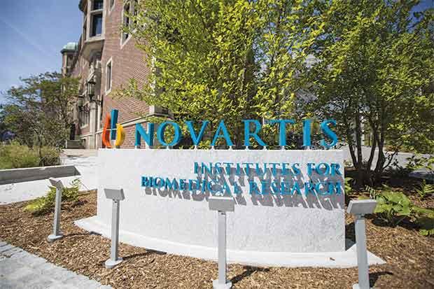 Novartis estaría en negociaciones para comprar Amneal