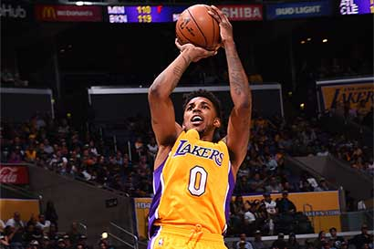 """Baby Lakers"" ilusionan sin Kobe Bryant"