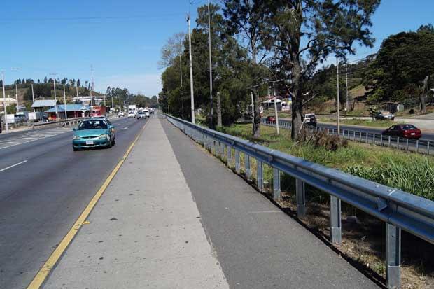 Carretera Florencio del Castillo ya cuenta con barreras de seguridad