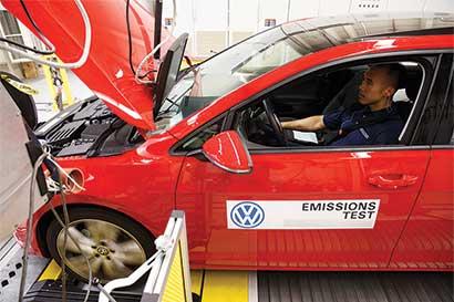 Volkswagen cerca de acuerdo para reparar daño ambiental