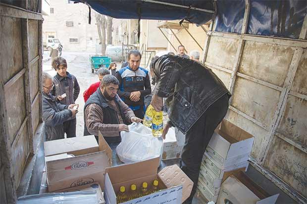 ONU advierte sobre crisis de hambruna en Siria