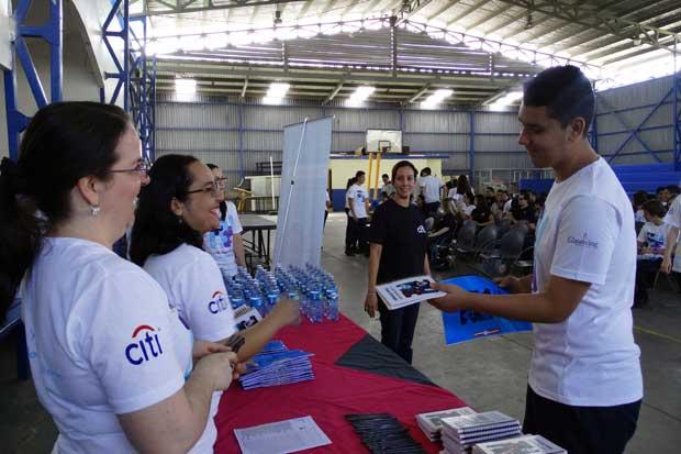 Programa financiero capacitará a 150 jóvenes en emprendedurismo