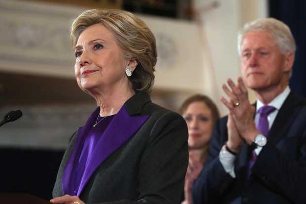 Derrota de Clinton impide acceso de muchas mujeres al poder
