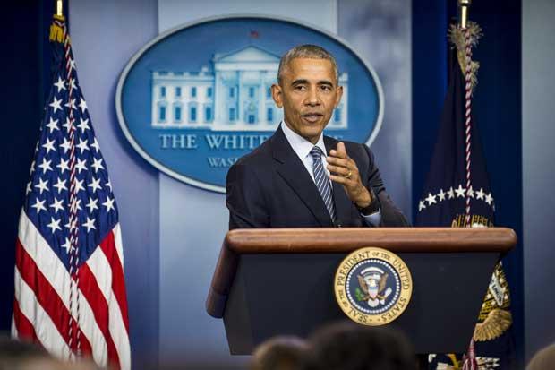Obama dice que temor por globalización impulsó Brexit y a Trump