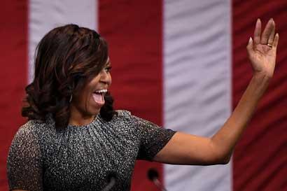 Renuncia alcaldesa en EEUU tras insultos racistas a Michelle Obama