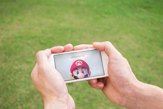 Super Mario llegará a iPhone el 15 de diciembre