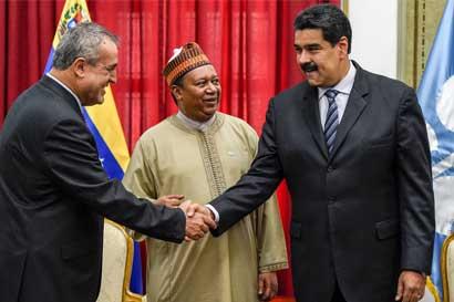 Maduro: países petroleros cerca de acuerdo para reducir producción