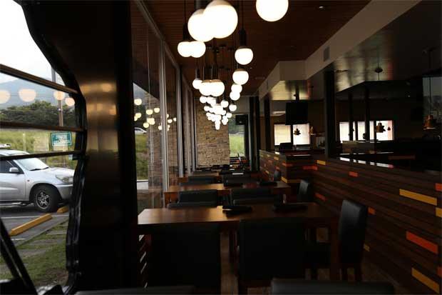 Outback Steakhouse reinauguró su restaurante