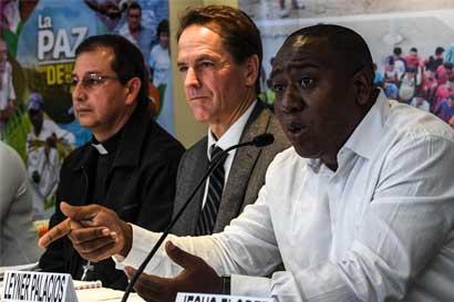 Víctimas de las FARC respaldan nuevo acuerdo de paz