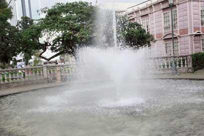 Nueve fuentes de San José serán remodeladas