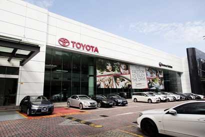 Toyota creará división interna para fabricar autos eléctricos