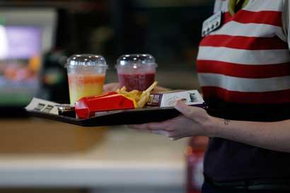 McDonald's ofrecerá servicio a la mesa en todo Estados Unidos