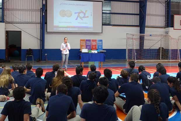 Educalcohol lanzó nuevo programa de prevención para adolescentes