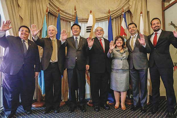 Guatemala continuará negociación comercial bilateral con Corea del Sur