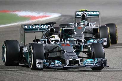 Abu Dabi definirá al campeón de Fórmula Uno