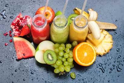 Jugos y frutas con oportunidades de exportación hacia Corea del Sur