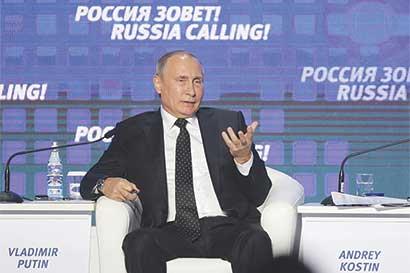 Putin mira más allá de las elecciones para ampliar su mandato