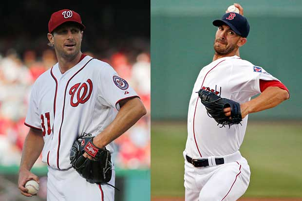 Cy Young: Porcello y Sc​herzer
