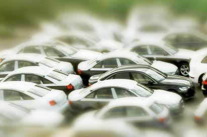 Más de 100 mil vehículos ya circulan con marchamo 2017