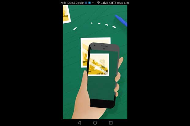 Google lanza app para digitalizar fotos antiguas