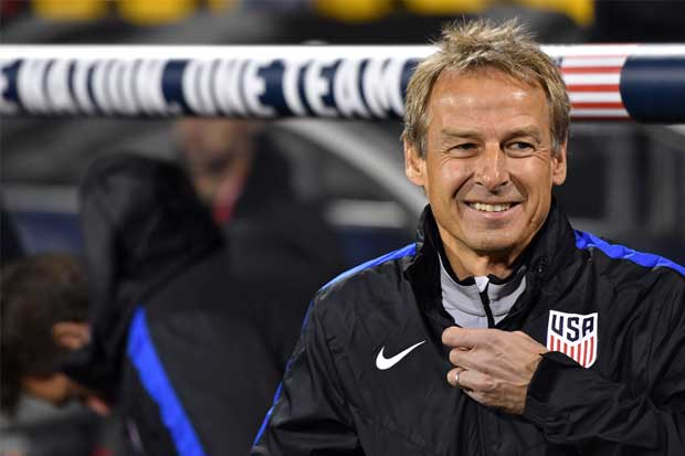 Estados Unidos despide al técnico Jurgen Klinsmann