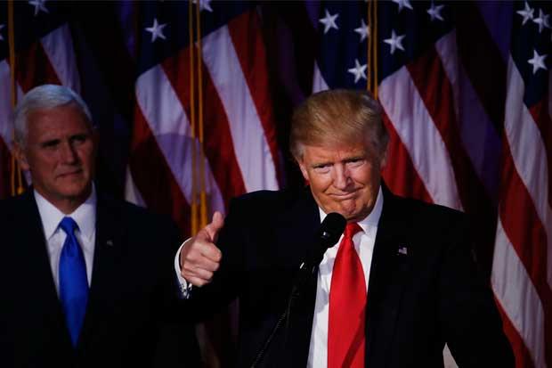 Trump iniciará gobierno con retirada del Acuerdo Trans Pacífico