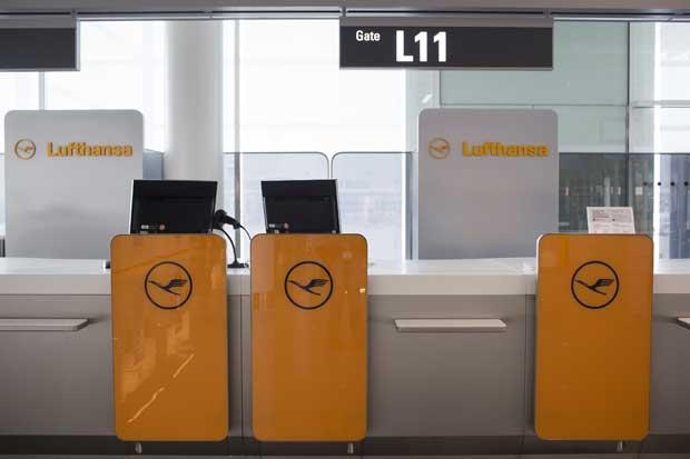 Lufthansa cancelará casi 900 vuelos el miércoles por huelga