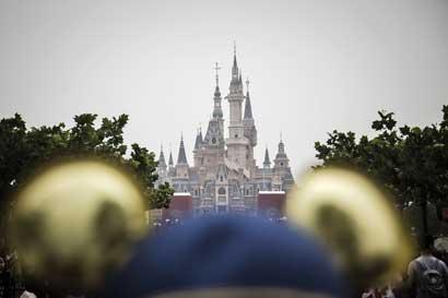'Frozen' se suma a opulenta expansión de Disneyland en Hong Kong