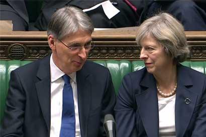 Brexit dejará un agujero de $151 mil millones en arcas británicas