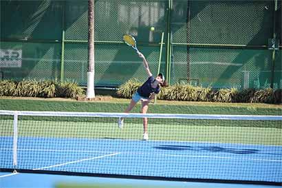 Costa Rica anfitrión del Panamericano de Tenis