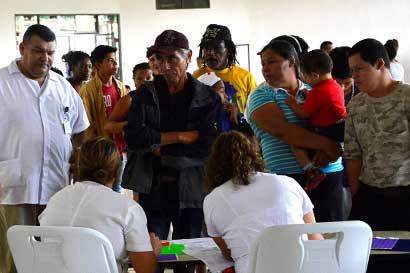 Embajada de Panamá pide a panameños en Nicaragua y Costa Rica reportarse