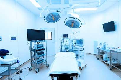 Hospitales ubicados en zonas de alerta roja reducen ocupación hasta 60%