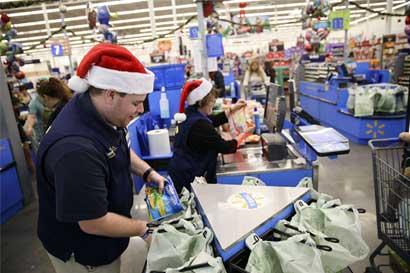 Comerciantes en Estados Unidos esperan 1.300 millones de clientes en Viernes Negro